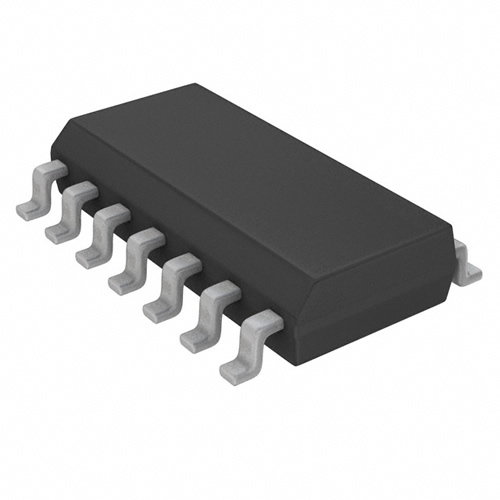 IC QUAD 2-IN NAND GATE 14-SOIC - 74ABT00D,112